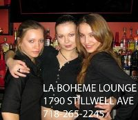 BARS IN BROOKLYN-LA BOHEME LOUNGE